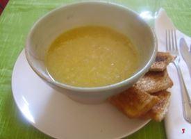 zuppe di cipolle