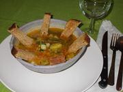 La zuppa di verdure
