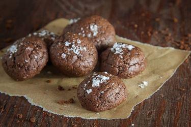 biscotti di farina di segale integrale