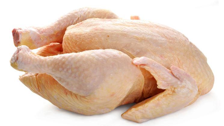 Pollo intero