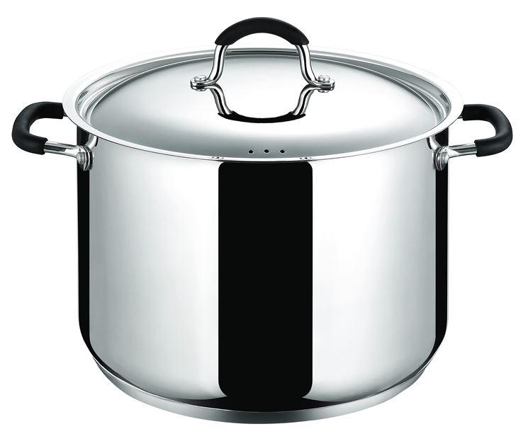 Pentole acciaio attrezzi per cucina pentole acciaio for Attrezzi per la cucina