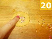 Guarnire i biscotti