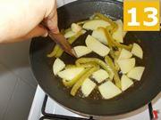 Terminate la cottura degli ortaggi