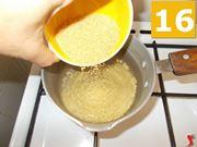 Cottura del cous cous