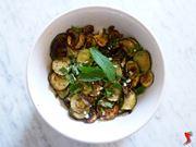 zucchine condite
