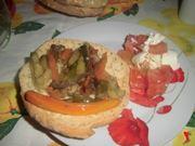 verdure grigliate dietetiche