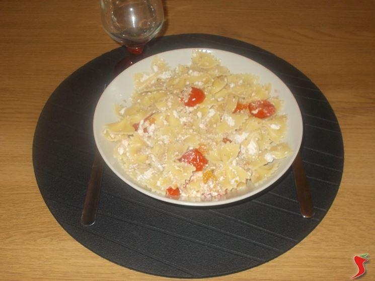 Ricette dietetiche pasta