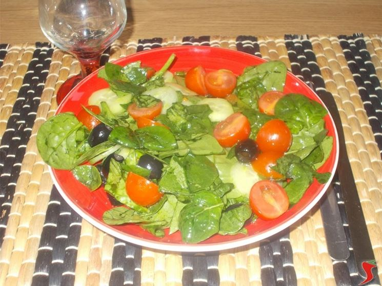Ricette insalate light