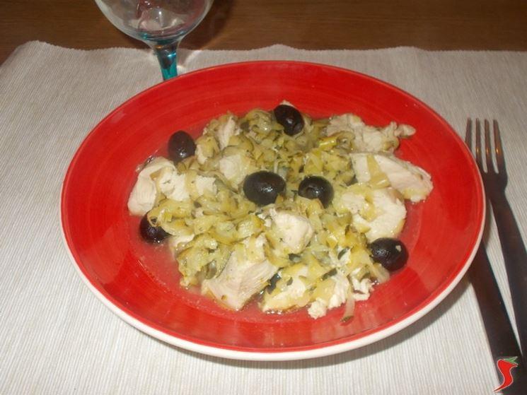Ricette light con verdure