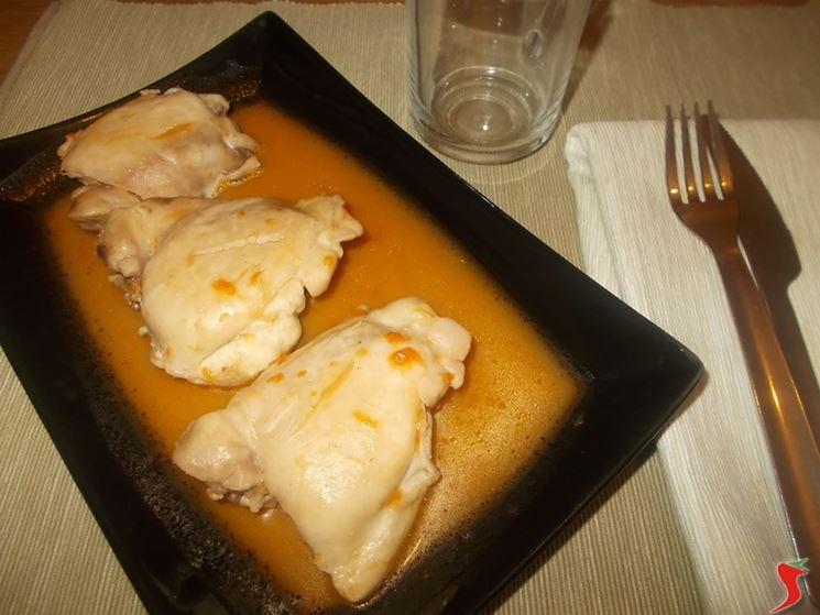 Ricette pollo light