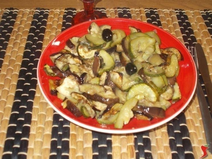 Ricette vegetariane dietetiche