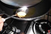 togliere l'aglio