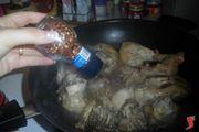aggiungere il peperoncino