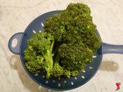 colare i broccoli