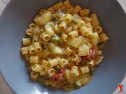 servire pasta e patate