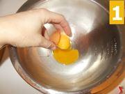 Preparate il pan di spagna
