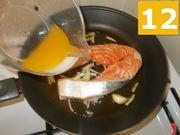 La cottura del salmone