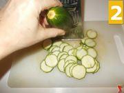 Lavorate la zucchina