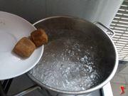 preparare il brodo