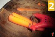 pelare le carote