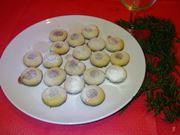 I biscotti al burro con marmellata