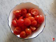 pomodori tagliati