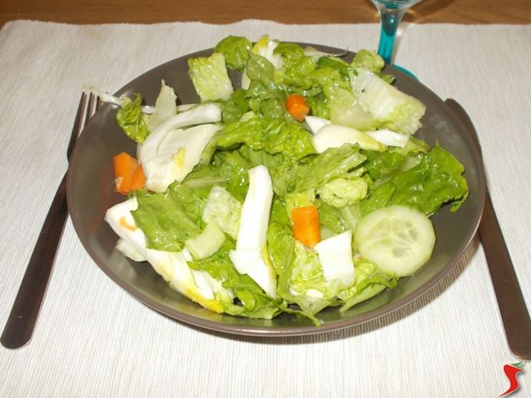 Insalate vegetariane
