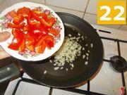 La cottura delle verdure