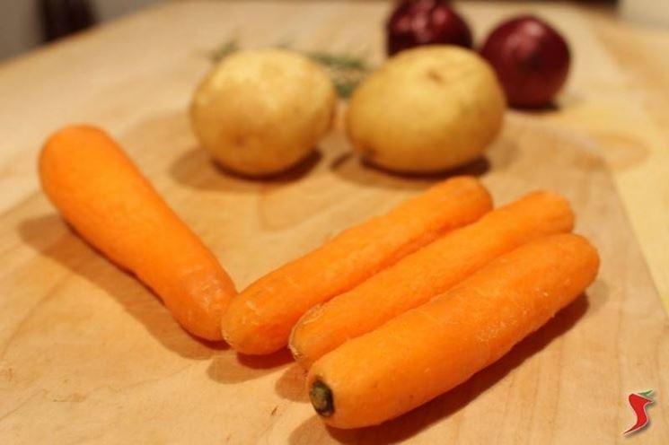 carote e patate
