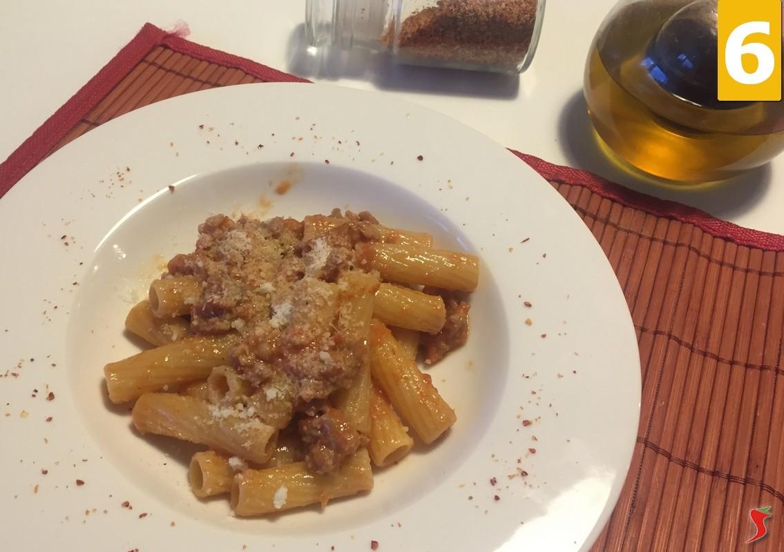 Pasta ricette veloci ricette veloci pasta con salsiccia for Pasta ricette veloci