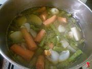 verdure in cottura