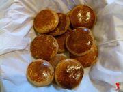 I biscotti con miele e cannella