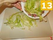 Preparazione del piatto
