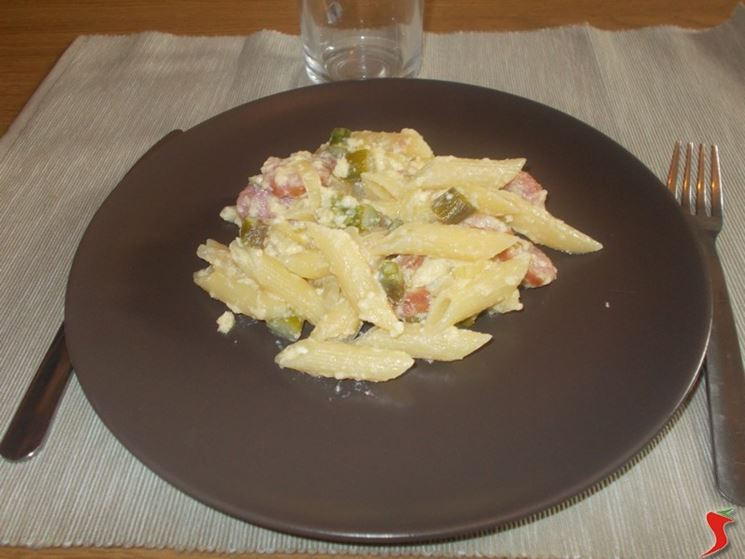 Ricette pasta veloce