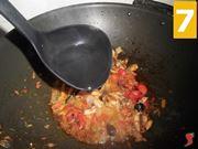 mestolo acqua cottura