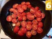 pomodori in cottura