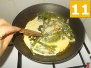 Finire la cottura fagiolini