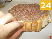 Procedete con la torta