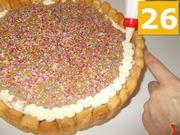 Terminate la torta