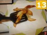 Terminate la cottura delle patate