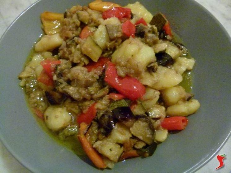 Ricette veloci verdure ricette veloci ricetta cianfotta for Ricette pasta veloci