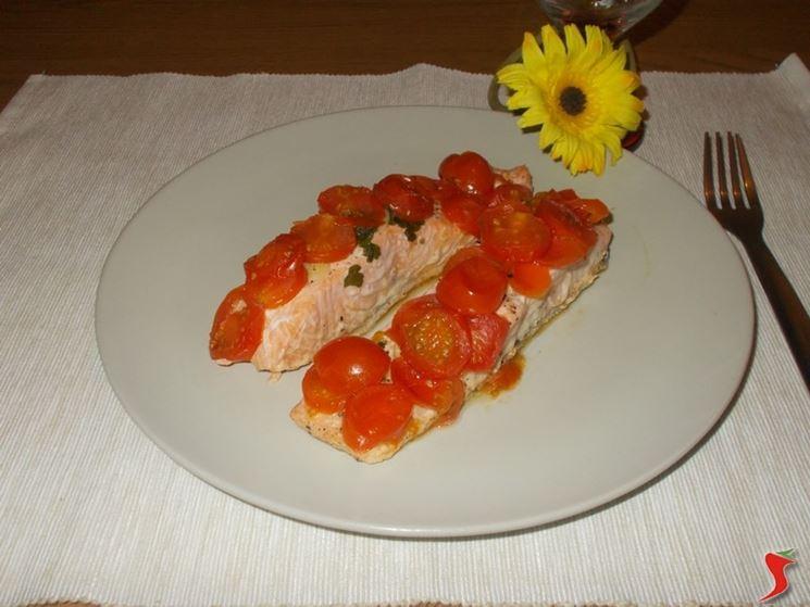 Salmone ricette veloci