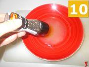 Realizzate la salsa