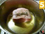 Condire l'arrosto