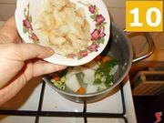 La cottura dei gamberetti