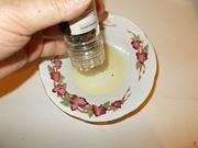 Il succo per i gamberetti