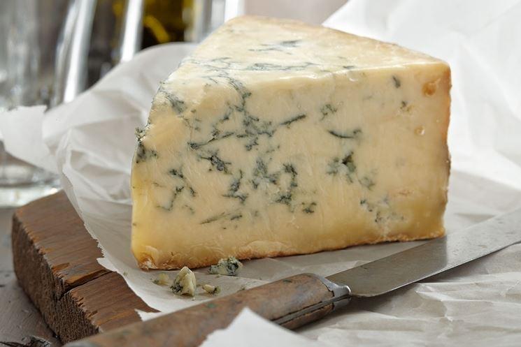 formaggio erborinato