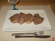Bistecche alla griglia