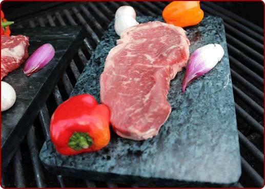 pietre ollare - griglia - Cucinare Con La Pietra Ollare