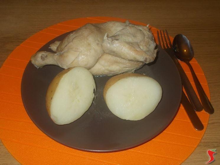 Lesso pollo